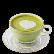 Trà xanh cốt dừa